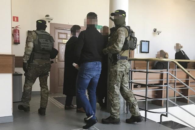 Doprowadzenia na posiedzenia aresztowe w Sądzie Rejonowym w Słupsku