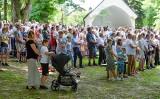 Diecezjalne Spotkanie Rodzin 2021 w sanktuarium Matki Bożej Pocieszenia w Jodłówce koło Jarosławia. Zobacz zdjęcia