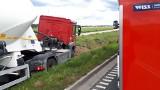 W Smolnikach w gminie Szubin ciężarówka zderzyła się z bmw. Wypadek wyglądał groźnie! [zdjęcia]