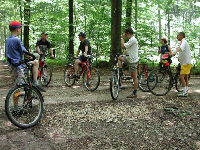 Na razie trasy nie są oznakowane, co może być problemem dla rowerzystów spoza gminy.