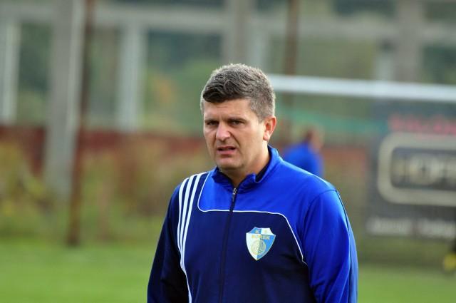 Trener Jacek Piszczek