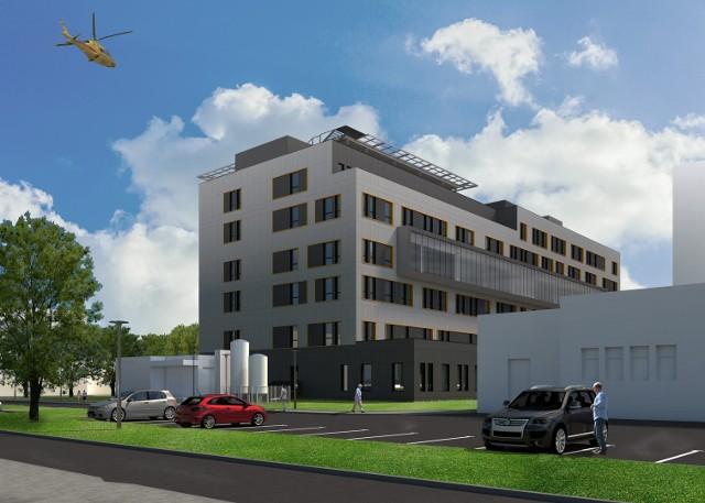 Na realizację rozbudowy szpitala Biziela wykonawca będzie miał 32 miesiące. Zaplanowana z rozmachem i uwzględniająca europejskie standardy dla tego typu placówek, inwestycja zakłada rozbudowę obiektu szpitalnego mieszczącego się przy ul. Kornela Ujejskiego 75 w Bydgoszczy o nowoczesny budynek  z trzonem komunikacyjnym i z wyniesionym na dachu lądowiskiem dla śmigłowców Lotniczego Pogotowia Ratunkowego. W obiekcie mieścić się będzie 11 sal operacyjnych (w tym 2 sale hybrydowe). Po wybudowaniu nowego budynku (140 łóżek) i wykonaniu modernizacji istniejącej struktury klinik i oddziałów (547 łóżek) dostępnych dla pacjentów będzie aż 687 łóżek.▶▶