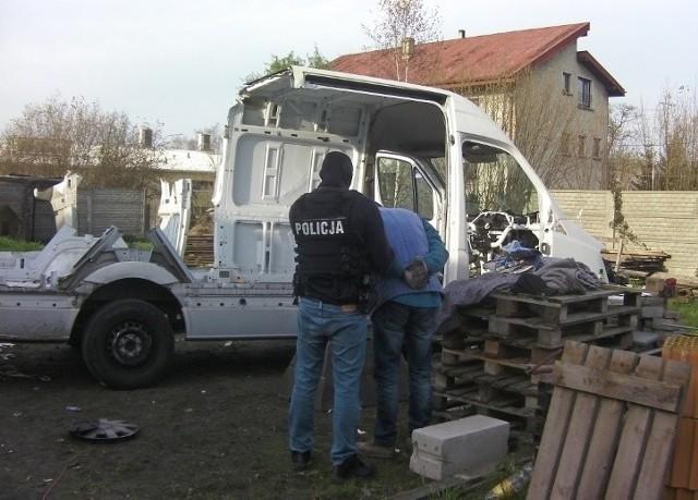 Ostrów Wielkopolski: Zlikwidowano dziuplę samochodową