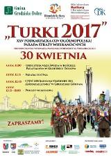 Turki 2017. Wielka parada w Grodzisku Dolnym