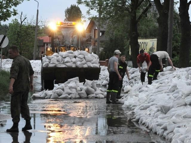Ubiegłoroczna powódź była dotkliwa dla mieszkańców Kaszczorka