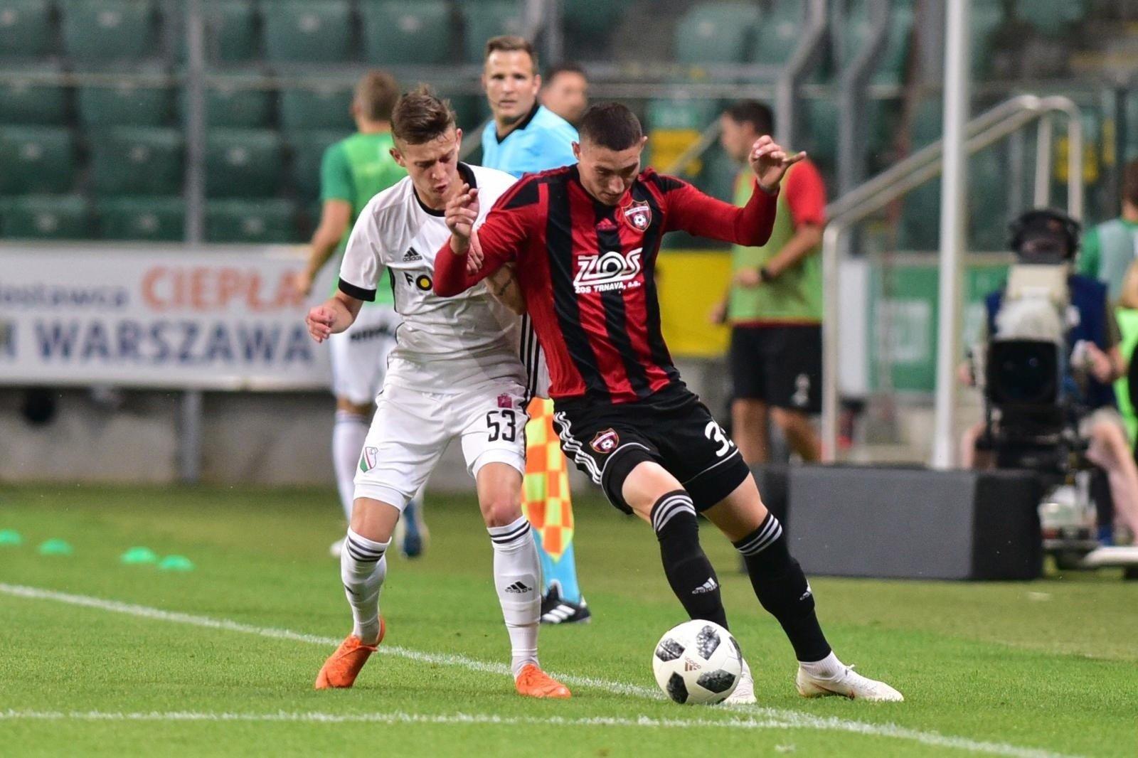 899d31078 Legia Warszawa poznała rywala w III rundzie eliminacji do Ligi Europy