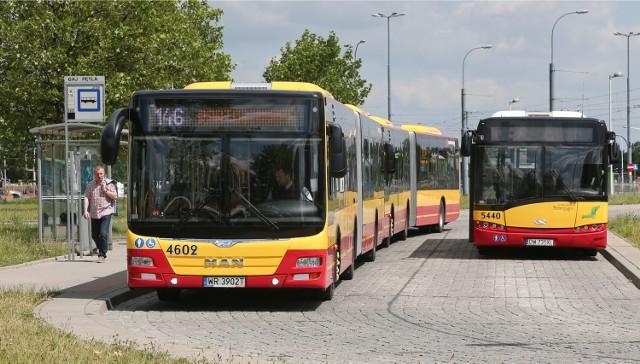 Nowe niskopodłogowe autobusy MAN Lion's City G wyjadą na nowe trasy już w sobotę