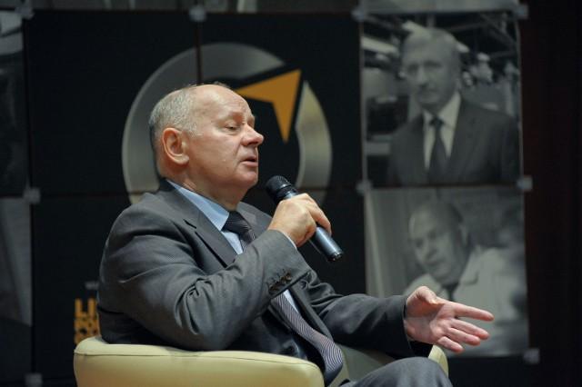 Oko w oko z liderem podlaskiej gospodarki - Antoni Stolarski