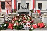 Olkusz. Uroczyste obchody Święta Wojska Polskiego i 101 rocznicy Bitwy Warszawskiej  [ZDJĘCIA]
