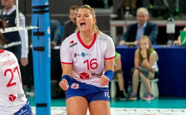 Reprezentantka Francji Juliette Fidon Lebleu od nowego sezonu będzie siatkarką Developresu Rzeszów.