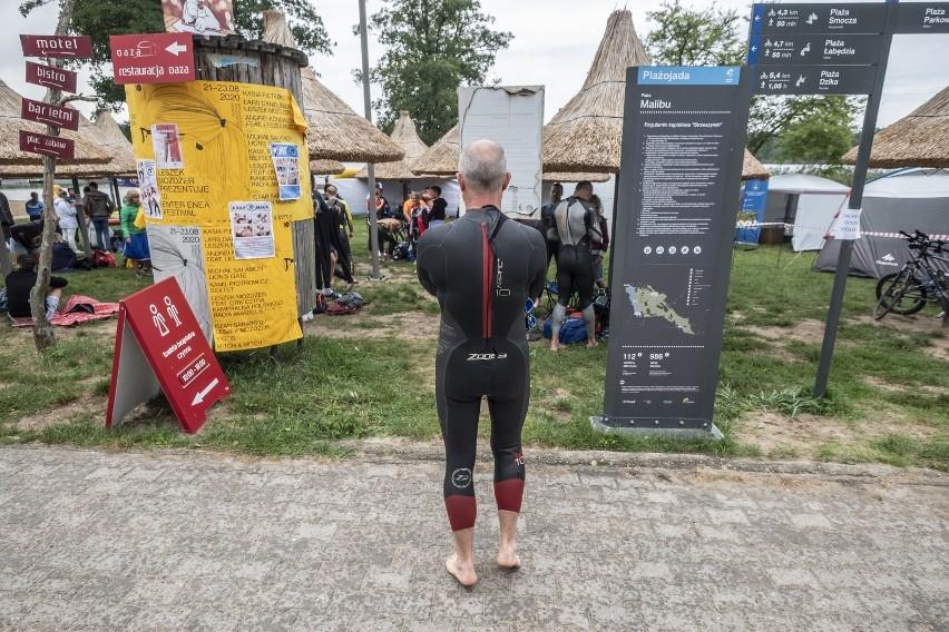 Na Jeziorze Strzeszyńskim rozegrano rundę finałową Grand...
