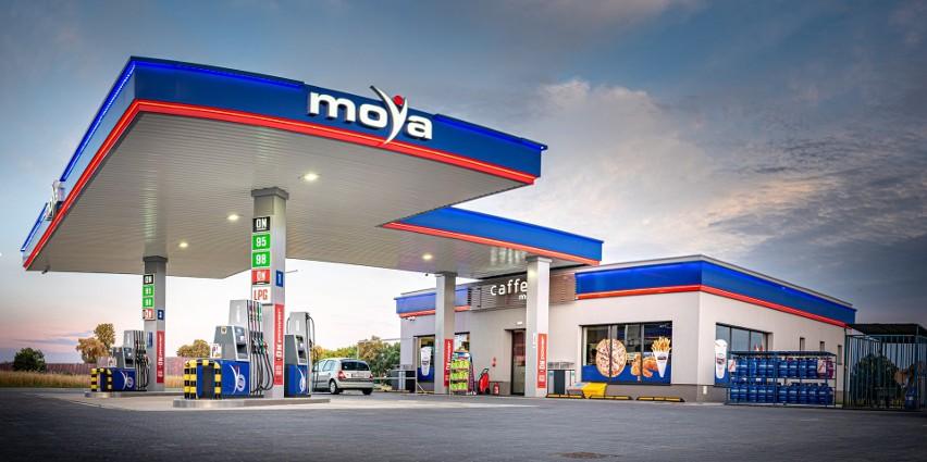 Stacja paliw MOYA – najlepszy przystanek w podróży