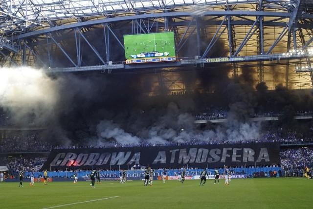 Grobowa atmosfera na stadionie przy Bułgarskiej potrwa do 20-21 października