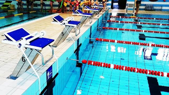 Pływalnia Miejska Wodnik w Bielsku Podlaskim ma nowe wyposażenie basenowe