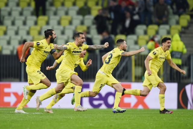 Finał Ligi Europy w Gdańsku pomiędzy Villarrealem a Manchesterem United rozstrzygnął się po niesamowitej serii rzutów karnych