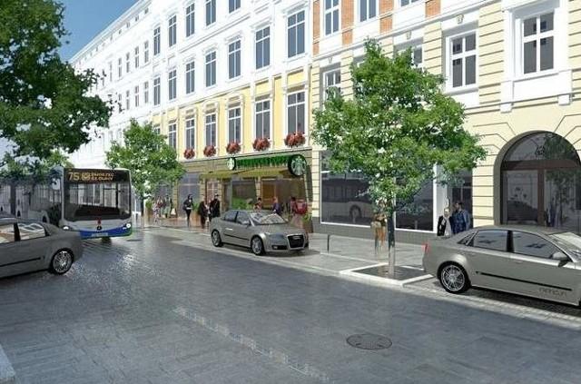 Ulica Jagiellońska w Szczecinie będzie jednokierunkowa. To ostateczna decyzja.
