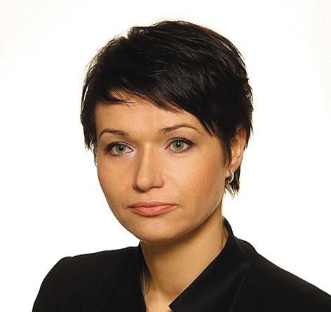 Katarzyna Rutkowska, prezes firmy AC SA