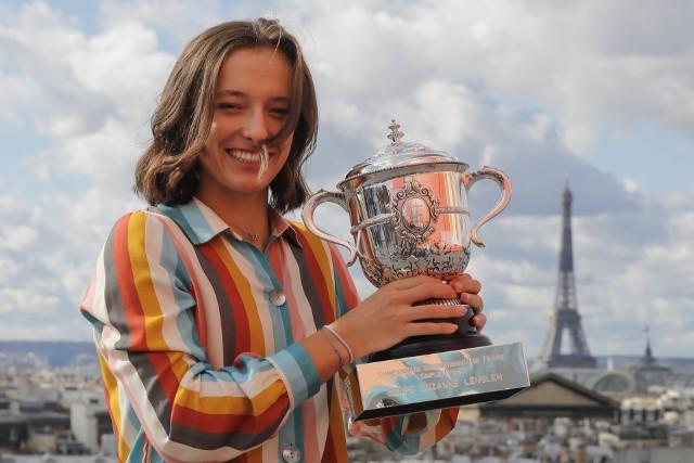 Iga Świątek wygrała Roland Garros nie tracąc w całym turnieju nawet seta