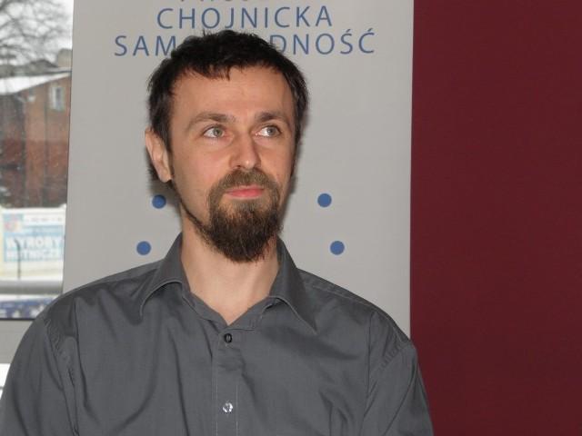 Radek Sawicki zachęca do wsparcia pomysłu i do pasjonującej lektury