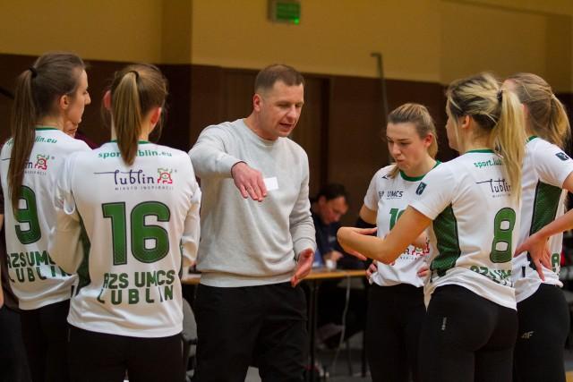 Siatkarki AZS UMCS Lublin w sezonie 2020/21 zagrają w grupie 4 II ligi