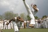 Capoeira i mnóstwo atrakcji dla dzieci w parku na Zdrowiu