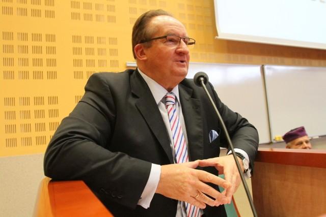 Jacek Saryusz-Wolski jest wiceprzewodniczący Europejskiej Partii Ludowej