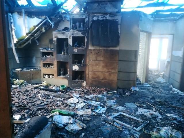 Siedmioosobowa rodzina w drugi dzień świąt wielkanocnych w pożarze domu straciła wszystko. Ruszyła zrzutka na odbudowanie życia po pożarze.