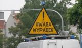 Wypadek w Kostowie pod Byczyną. Ciężarówka wpadła do rowu