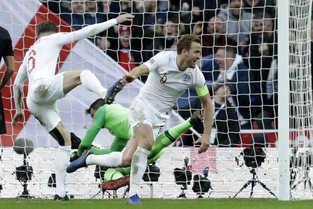 Oto kadra Anglii na mecz z Polską. Plejada gwiazd!