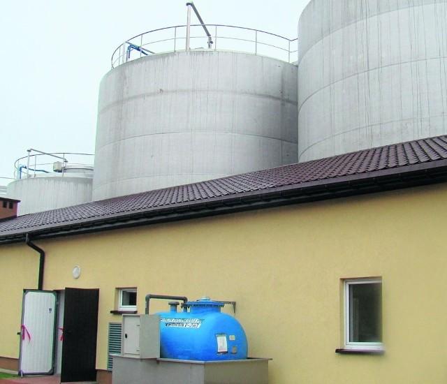 Zmodernizowana oczyszczalnia w Wołowicach