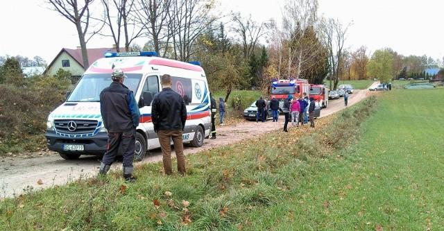 Do wypadku doszło w niedzielę około godziny 12:40 w miejscowości Brzozówka (pow. augustowski) Samochód osobowy z nieznanych przyczyn wypadł z drogi.