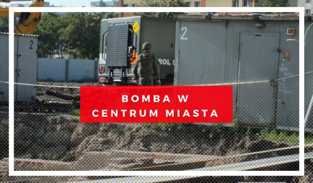 Niewybuch został znaleziony w centrum Głogowa, na placu budowy nowej galerii handlowej. Konieczna była ewakuacja 400 mieszkańców i zamknięcie przyległego terenu.Na placu budowy galerii handlowej w Głogowie, w środę 25 lipca znaleziono 250 kilogramową bombę lotniczą z czasów II wojny światowej.  W czwartek, w godzinach rannych, głogowscy policjanci zabezpieczali akcję unieszkodliwiania niewybuchu . -  Miejsce zostało natychmiast zabezpieczone przez policyjny patrol, do czasu przybycia patrolu saperskiego. Około godziny 10.00 znalezisko zostało zneutralizowane. Konieczna była ewakuacja mieszkańców i zamknięcie przyległego terenu - informuje podinsp. Bogdan Kaleta, oficer prasowy Komendanta Powiatowego Policji w Głogowie.Czytaj również: Jechał bmw 150 km/h przez wieś. Tłumaczył, że nawigacja pokazywała mu patrol w innym miejscu;nfDo godziny 10.00 przeprowadzono  akcję ewakuacji blisko 400 mieszkańców pobliskich ulic oraz osób i pracowników z położonych w pobliżu budynków Starostwa Powiatowego i przychodni lekarskiej oraz placówki bankowej. - Konieczne okazało się również zamknięcie  ruchu pieszych i pojazdów w strefie prowadzonych działań i wyznaczenie objazdów. Miasto zorganizowało transport oraz miejsce gdzie mogły się udać osoby poproszone o opuszczenie mieszkań. Akcja zakończyła się podjęciem i wywiezieniem groźnego niewybuchu przez patrol saperów - dodaje podinsp. B. Kaleta. źródło: TVN24/x-news