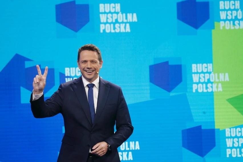 Rafał Trzaskowski przedstawił nazwę swojego ruchu społecznego