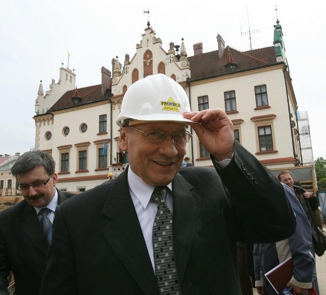 We wtorek komisarz wyborczy wygasił mandat prezydenta Tadeusza Ferenca.