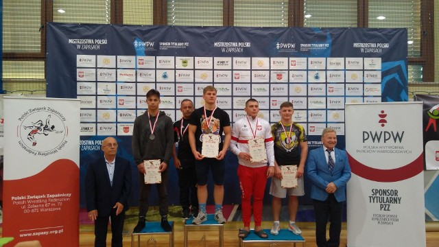 Zawodnicy Wschód Białystok na podium mistrzostw Polski juniorów