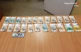 Podając się za policję, wyłudzili od starszej kobiety ponad 31 tysięcy złotych. Mundurowi z Cieszyna zatrzymali oszustów