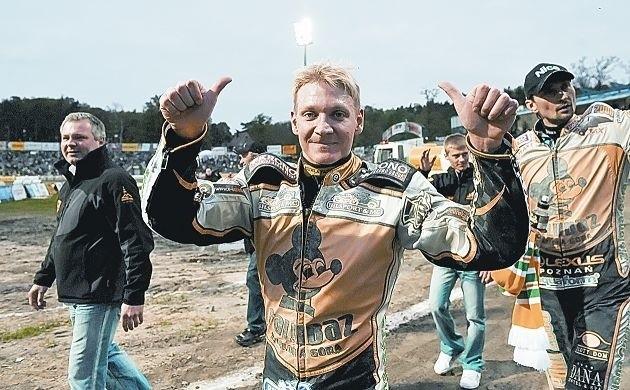 Fredrik Lindgren dowiódł podczas derbów, że lubi przyczepny i trudny technicznie tor przy W69. Jeśli w niedzielę znów strzeli dwucyfrówkę, zawołamy: król wrócił!