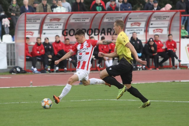 W listopadzie Resovia zremisowała z GKS-em Katowice 2:2. Gole zdobyte na wyjeździe mają decydować o awansie zespołu ze Śląska?