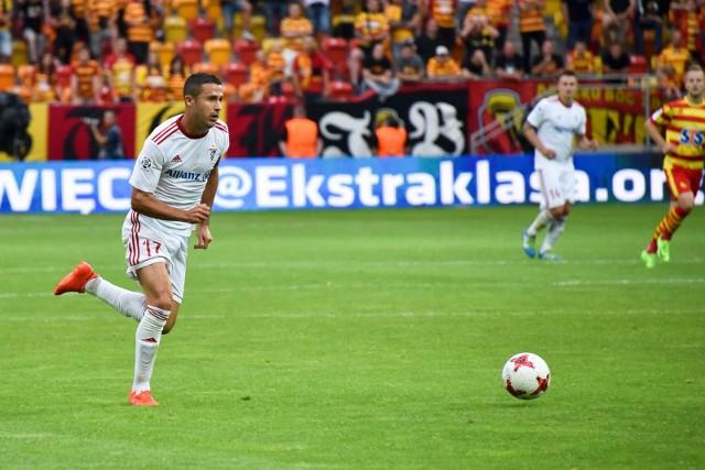 Igor Angulo znów strzelił bramkę, ale tym razem Górnik nie zdołał sprawić niespodzianki i przegrał w Białymstoku