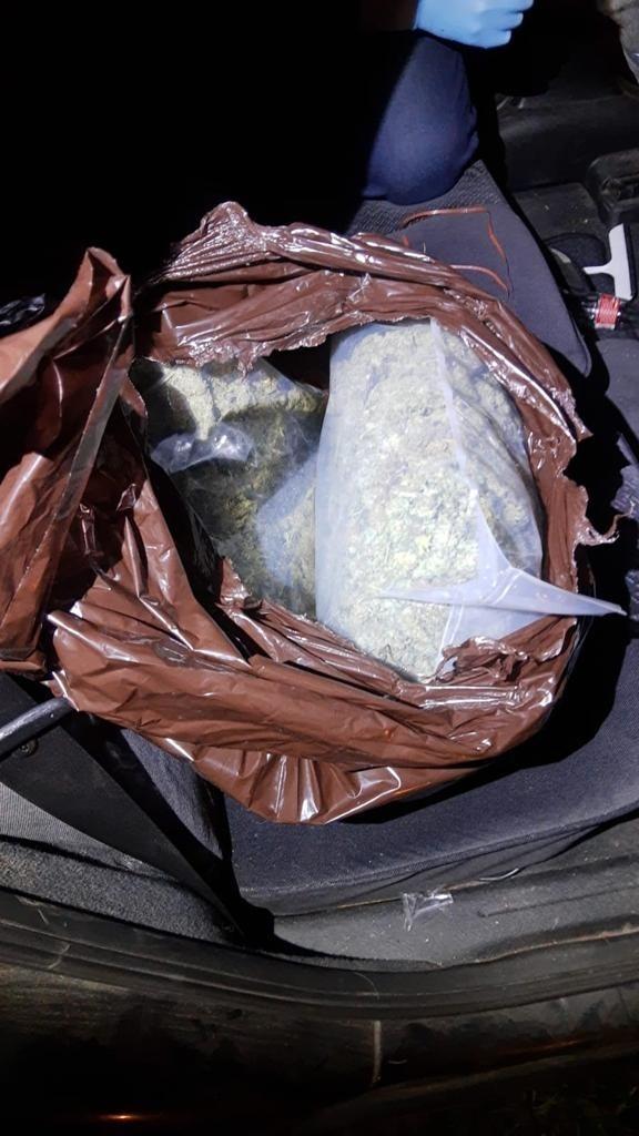 6 kg marihuany i ponad 100 g innych środków odurzających...