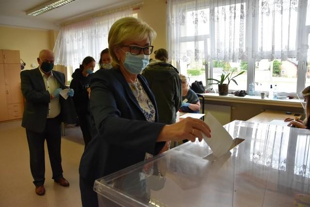 Wybory 2020. Tak głosowano w Wejherowie