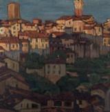 """Wernisaż wystawy """"Kolory podróży. Malarstwo Aleksandra Szturmana (1869-1944)"""". Zaprasza Muzeum Obojga Narodów w Bielsku Podlaskim"""