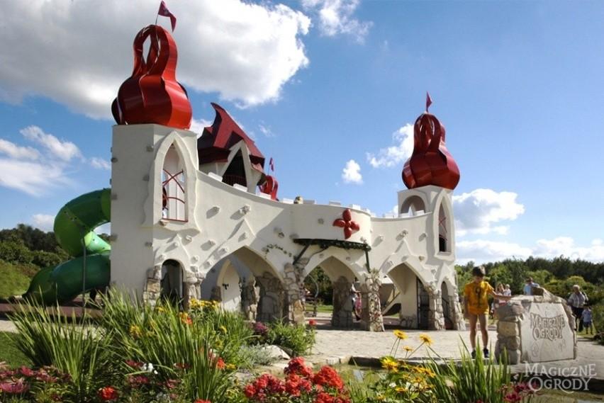 Magiczne Ogrody są pierwszym w Polsce rodzinnym parkiem...