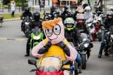 Motocyklowy Dzień Dziecka w Bydgoszczy. 1 czerwca motocykliści odwiedzili domy dziecka [zdjęcia]