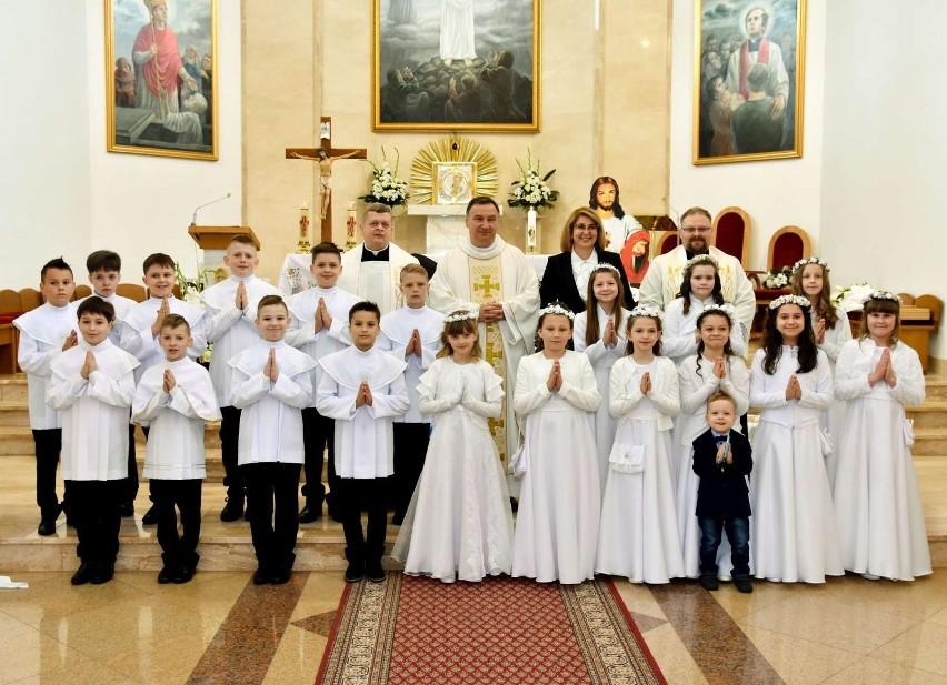 W sobotę w parafii Przemienienia Pańskiego w Kielcach -...
