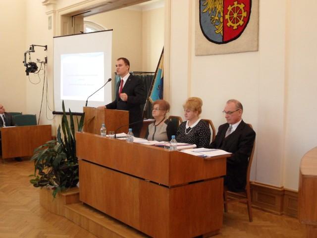 Na sesji Rady Miasta Świętochłowic 28 grudnia radni zdecydowali o opuszczeniu GZM