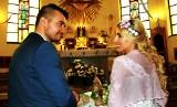 Kolejny ślub w redakcyjnej rodzinie. Remigiusz wybrał Dominikę [ZDJĘCIA, WIDEO]