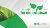 VI Forum Rolnicze startuje już 11 października! Musisz tam być!