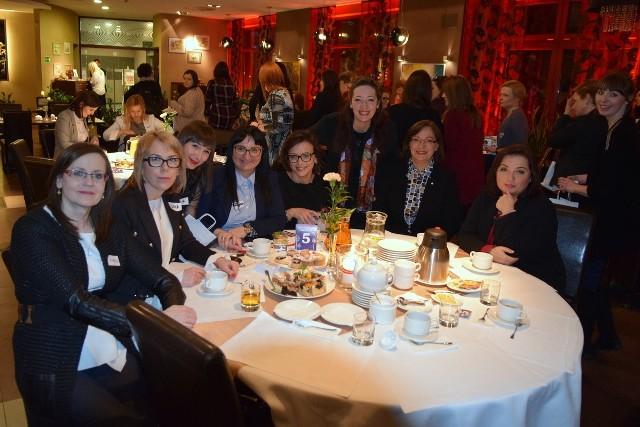Kobiety zajmujące się biznesem z naszego województwa, zorganizowały wspólne spotkanie. Przyszło ponad 60 pań