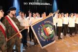 Uczniowie złożyli przysięgę i dostali mundury [ZDJĘCIA]